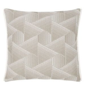 Designers Guild NWT Outdoor Delray Natural Pillow
